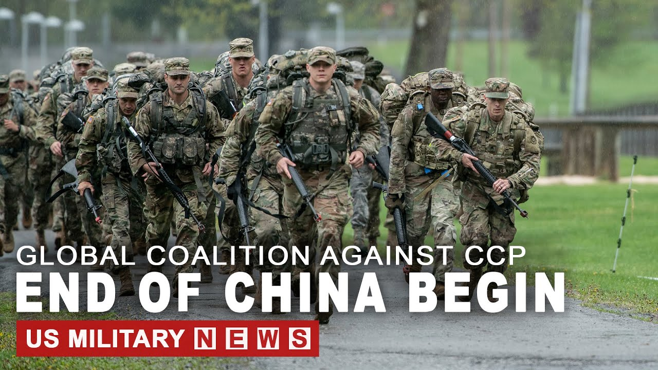South China Sea Latest News: Global Coalition VS China