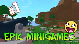 Epic minigames dansk roblox