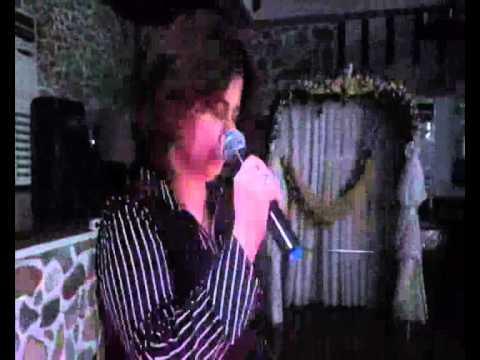 Марина Чилиева на встрече грозненцев,5 октября 2014