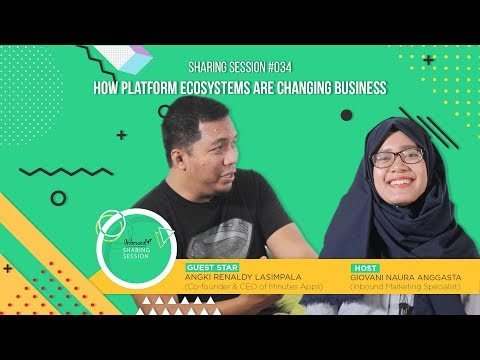 InboundID Sharing Session Eps.34: How Platform Ecosystem are Changing Business