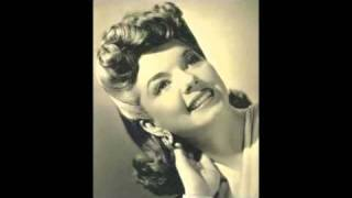 """Frances Langford  """"I'll Be Seeing You""""  #2"""