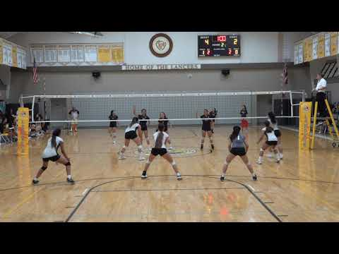HBA JV1 vs Sacred Hearts Academy JV