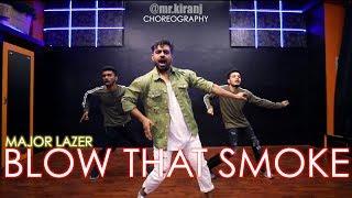 Blow That Smoke Major Lazer Kiran J DancePeople Studios