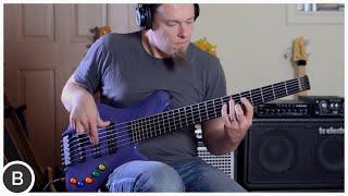 TORILLO 6-STRING HEADLESS BASS | BassTheWorld.com