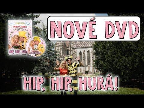Smejko a Tanculienka - Hip, hip, hurá! Ukážka z DVD