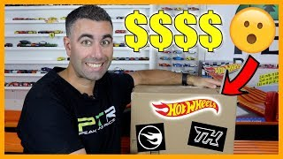 $200 E-Bay Hot Wheels Mystery Box *Super Treasure Hunts*