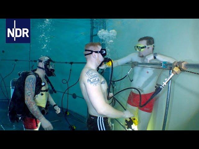Rettung aus dem U-Boot | die nordreportage | NDR