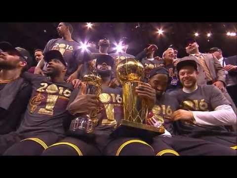 ABC's closing montage for the 2016 NBA Finals