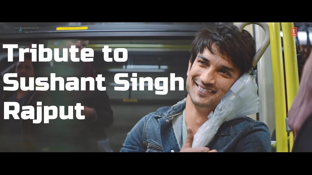 A video tribute to Sushant Singh Rajput | MommyDon | T-Series |