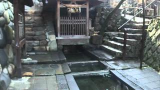 2012.08.18郡上 『小駄良川』~『宗祇水』
