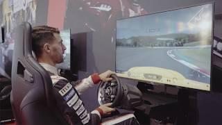 2019 Le Mans 24 Hours - Tuesday José on GT4 Simulator