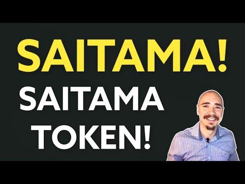 SAITAMA WILL SHAKE UP THE CRYPTO WORLD LIKE SHIBA INU!