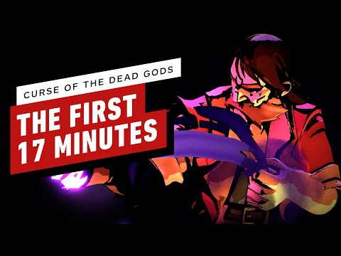 The First 17 Minutes of Curse of the Dead Gods