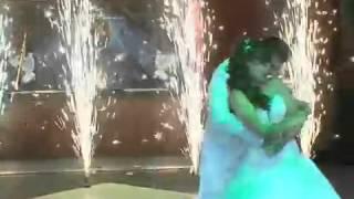 Фонтаны Первый танец Жениха и невесты