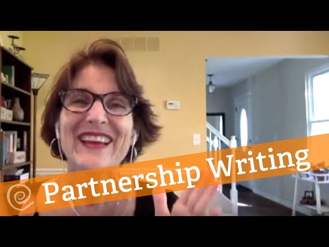 How to Be Your Child's Partner in Writing