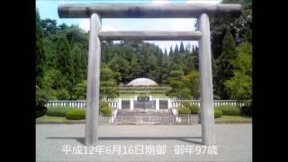 八王子市 昭和天皇 大正天皇 高尾駅北口 高尾山 富士山.