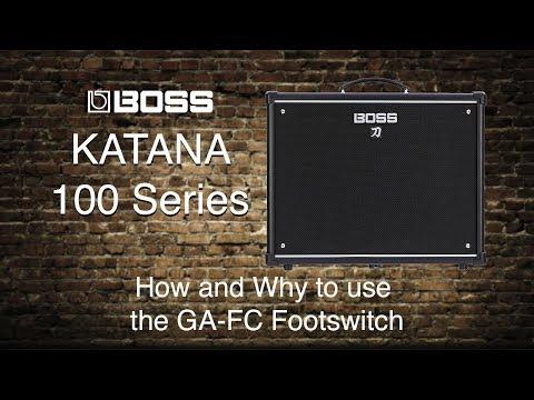 Boss Katana-100 -