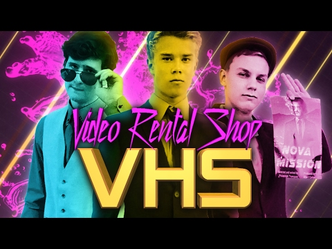 VHS - Video Rental Shop (2017)