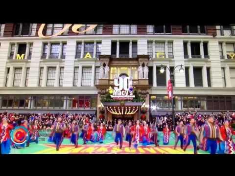 Армянские танцы на параде в Нью-Йорке увидело около 50 миллионов американцев