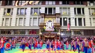 Армянские танцы на параде в Нью Йорке увидело около 50 миллионов американцев