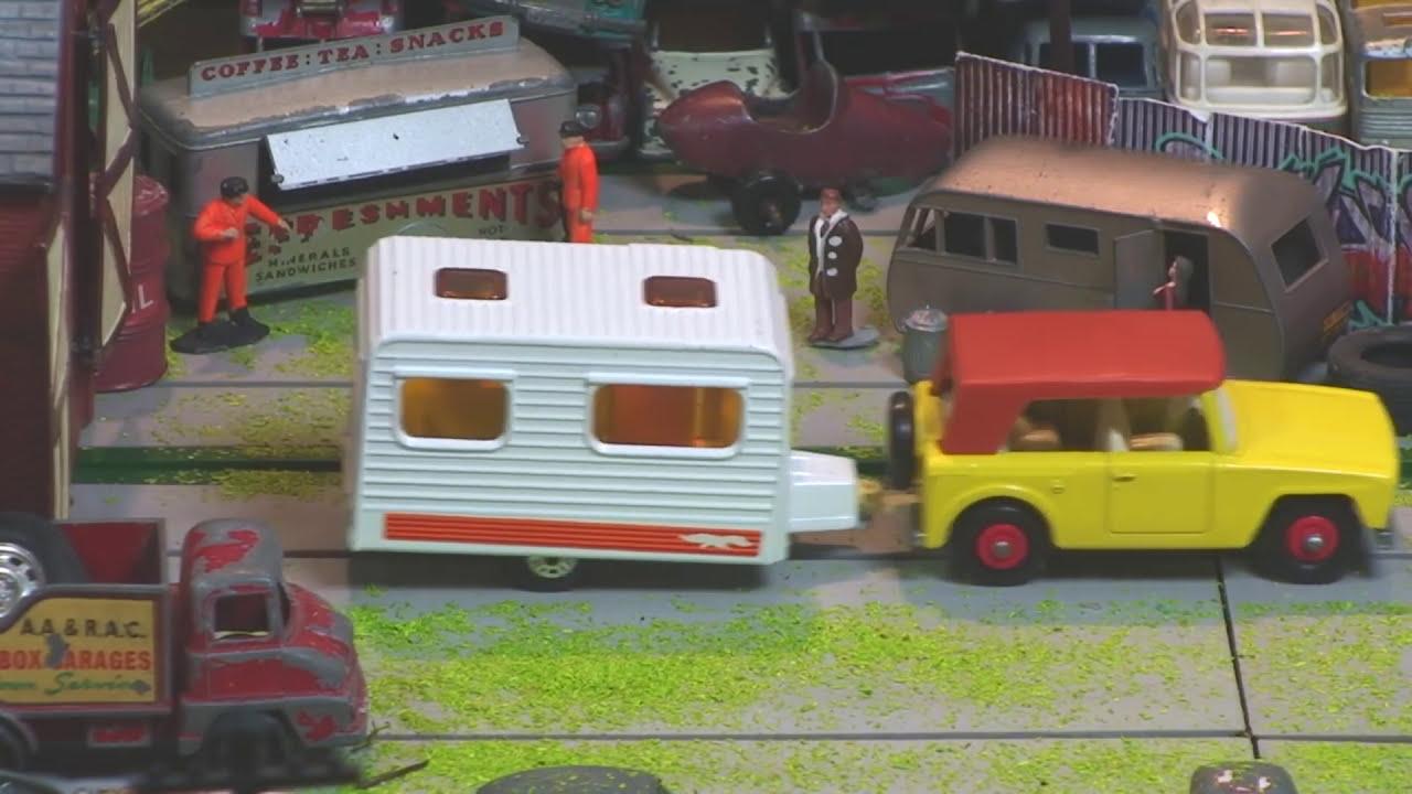 Old Toy Car Junkyard ,Videos for Kids - coche de juguete - YouTube