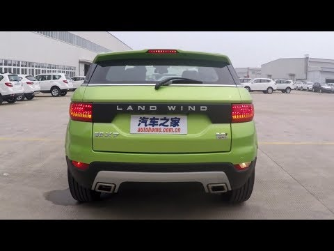 5 лучших Китайских клонов Mercedes Gelandewagen,Range Rover,Porsche,Ford,Lexus
