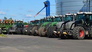 Wielki siew kukurydzy w Zaczopkach -Case STX 450,Fendt 936BB,Amazone EDK900-T,Farmet 1570 vs 1300 ha