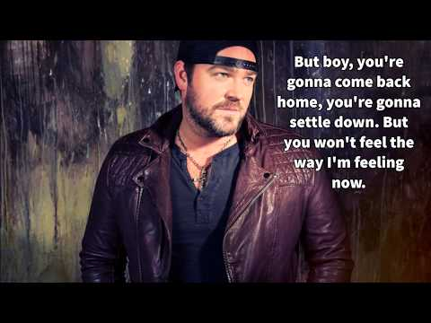 Lee Brice-Boy-Lyrics