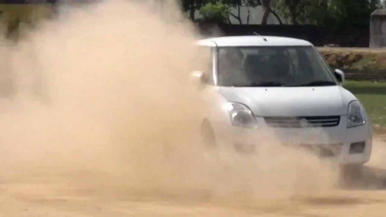 Swift Dzire Drift Youtube