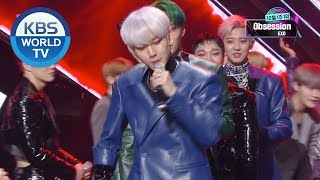EXO - Obsession ceremony [Music Bank / 2019.12.06]