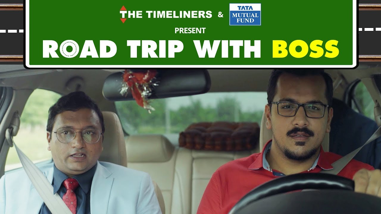 Road Trip With Boss   The Timeliners