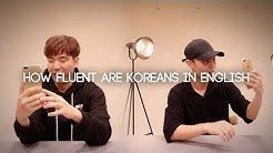 JAYKEEOUT : How Fluent are Koreans in English? (ft. Cambly)