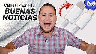 iPhone 12 A MARCAR UN ANTES Y UN DESPUES CON CABLES!!!!!!