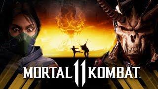 Mortal Kombat 11 - Jade Vs Shao Kahn (Very Hard)