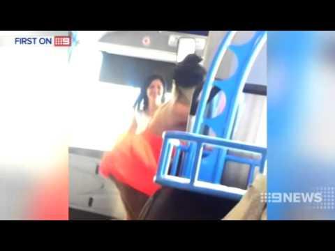 Bus Attack | 9 News Perth