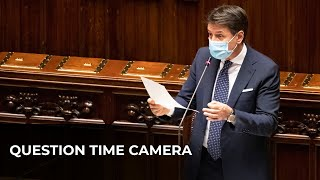 Download Mp3 Il Presidente Conte Risponde Al Question Time Alla Camera Dei Deputati
