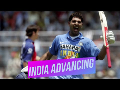 India Crush English Men | India Vs England @ Goa 3rd ODI 2006 Highlights