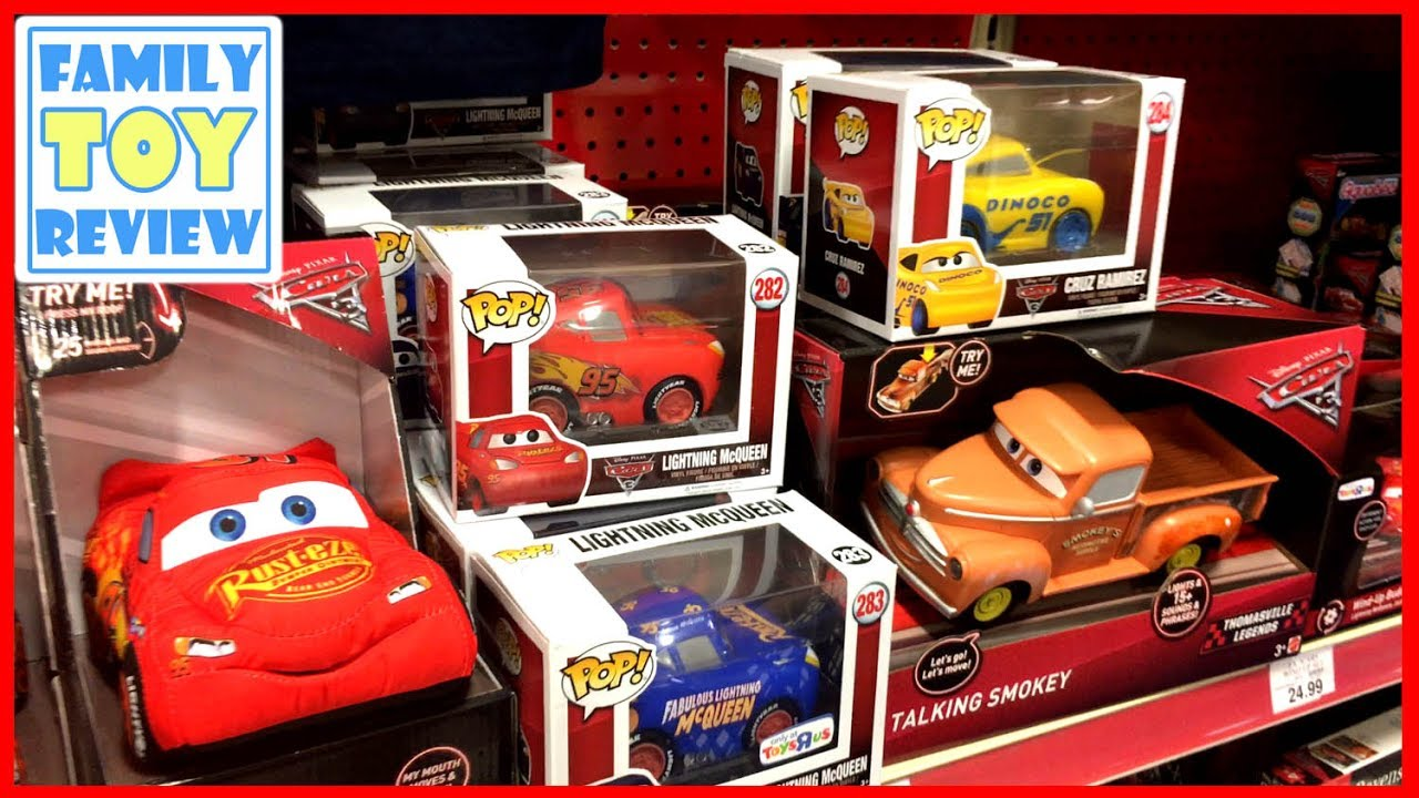 Disney Cars 3 Toys R Us Toy Hunting For New Lego Technic