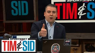 Sid Channels Don Cherry To Congratulate Bianca Andreescu, RJ Barrett,  Alphonso Davies | Tim and Sid