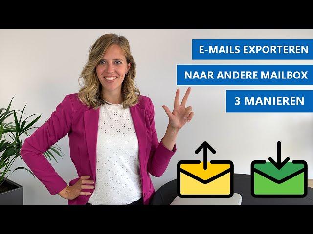 Hoe kan je e-mails overdragen aan een collega? | 3 handige manieren in Outlook