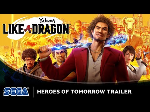 yakuza like a dragon ps4 release date