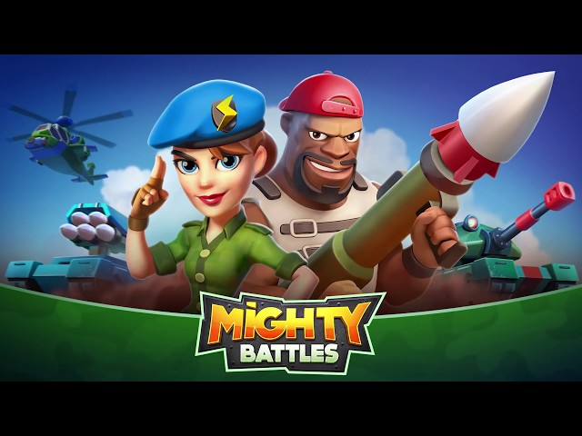 Mighty Battles: Real-time Battle Arena Shooter