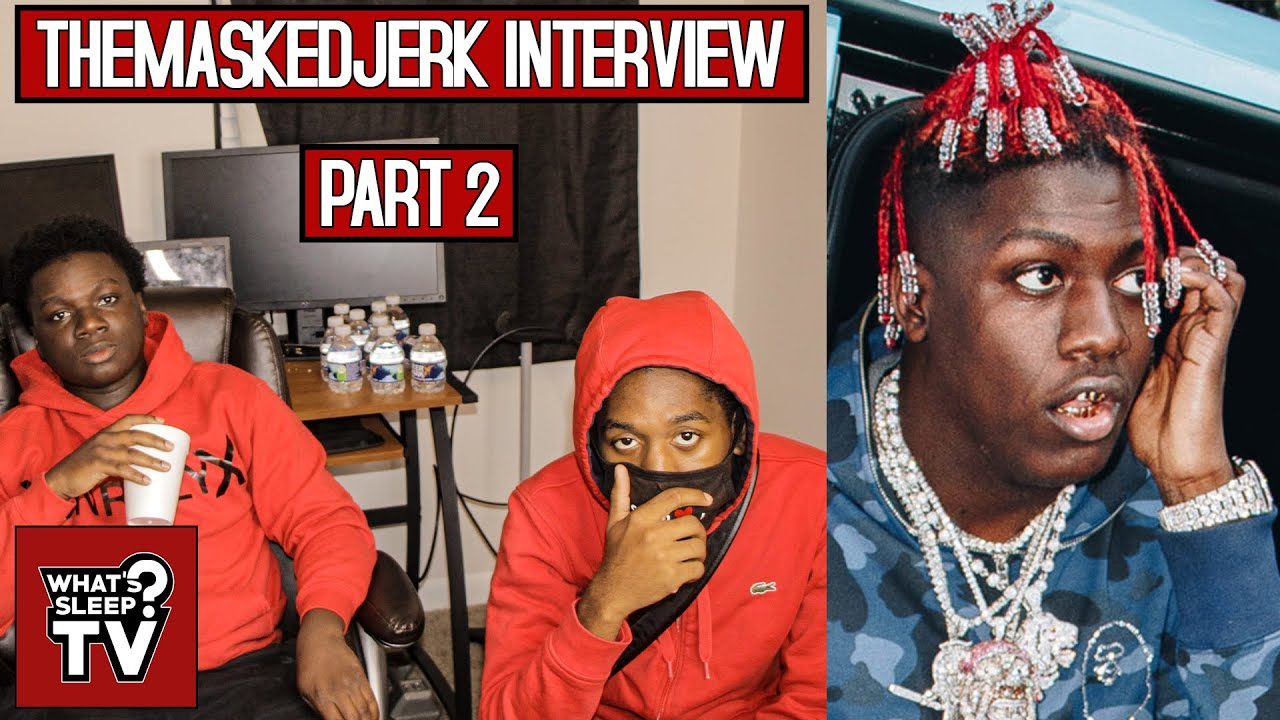"TheMaskedJerk ""Lil Yachty Asked How Much I Wanted For My Beat & Said You're Not Worth That"""