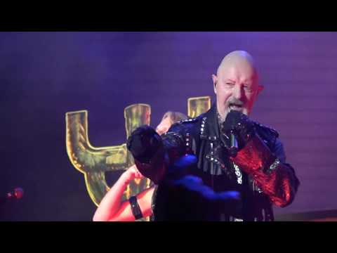 Judas Priest - Budapest, 2018.07.24. - Breaking The Law, Liv