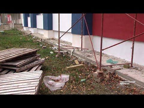 Чернівецький Промінь: У чернівецькій школі №22 і досі не закінчили ремонт