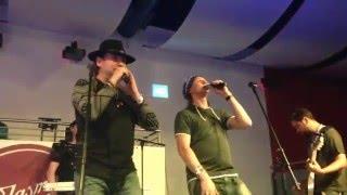 Я ♡彡 NENSIMAN - Выступление группы Нэнси в ресторане под Гамбургом!