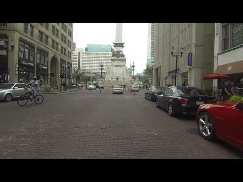 Downtown Indianapolis Ride