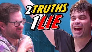 NERD SHOWDOWN W/ IAN & DAMIEN - 2 TRUTHS 1 LIE