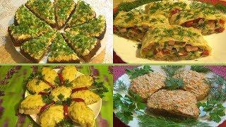 Быстрые рецепты закусок, бутербродов для пикника