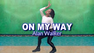 On My Way - Alan Walker ft. Sabrina Carpenter & Farruko | ZD-EBI Choreography & UQN Dance Studio